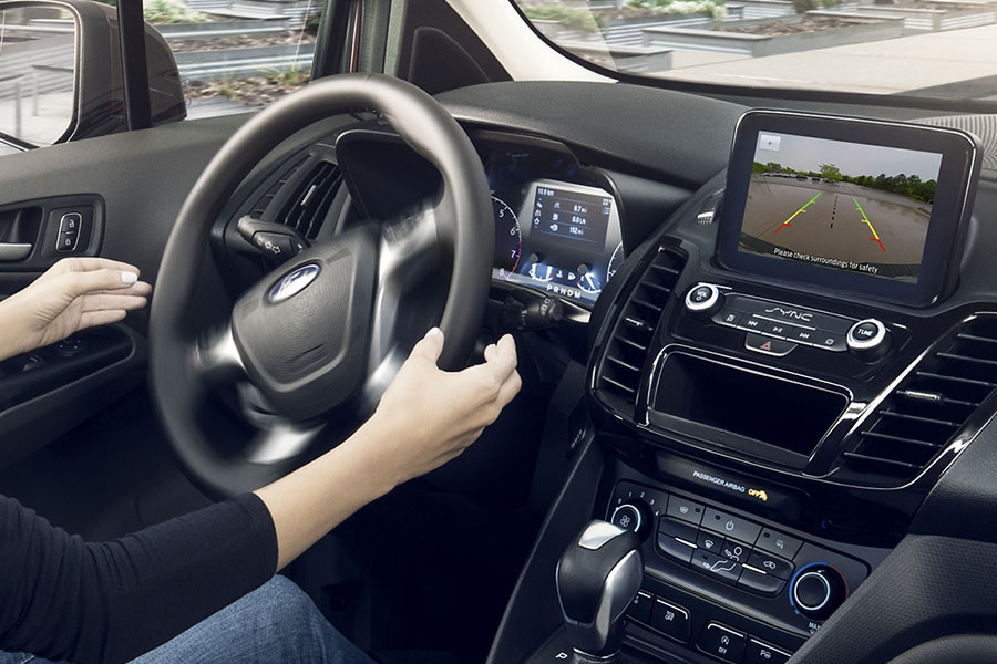 2020 Ford Transit Connect Technology