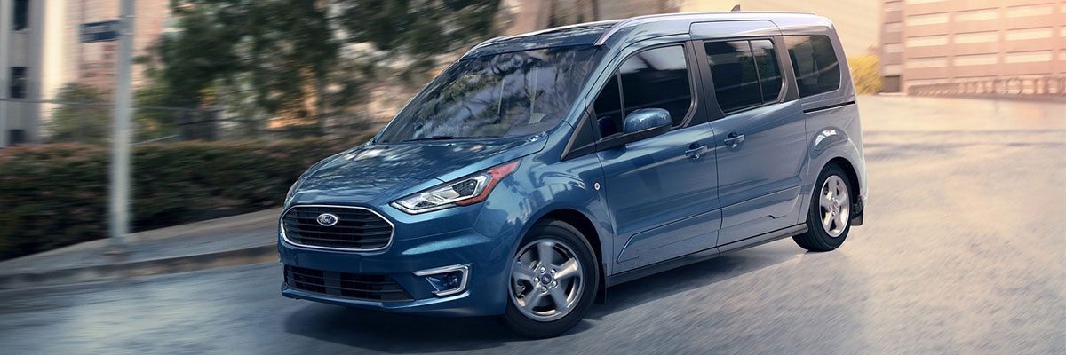 new ford transit-connect
