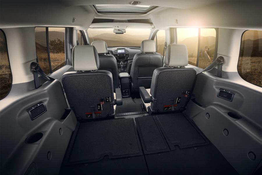 2021 Ford Transit Connect Passenger Wagon Interior