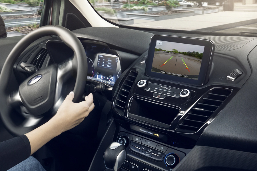 2021 Ford Transit Connect Passenger Wagon Technology