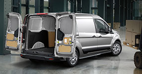 2017 Ford Transit Connect Van Wide-Opening Rear Doors