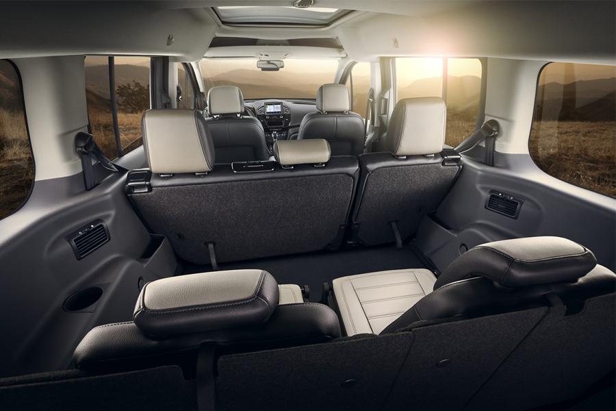 2020 Ford Transit Connect Passenger Wagon Interior