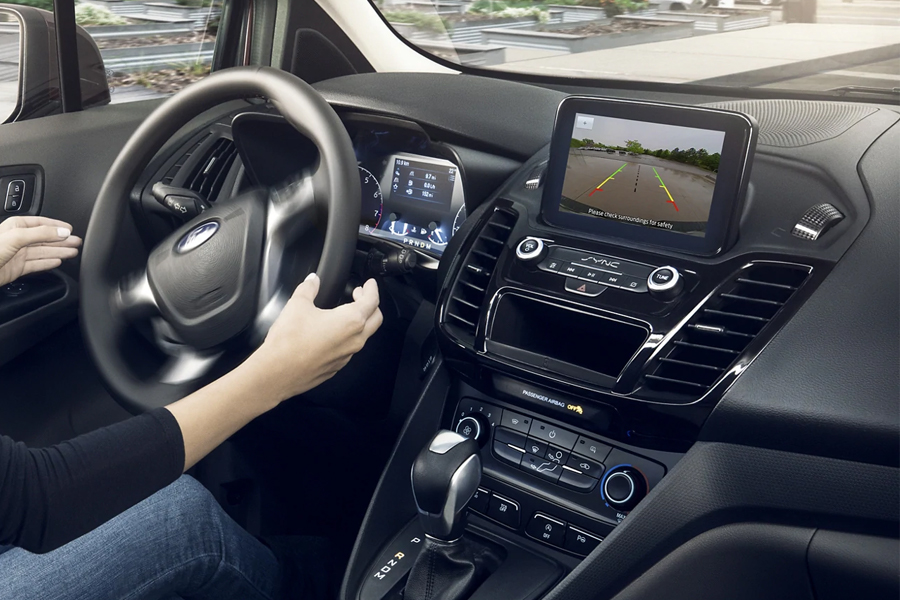 2020 Ford Transit Connect Passenger Wagon Technology