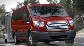 Used 2015 Ford Transit Available 3.5L EcoBoost