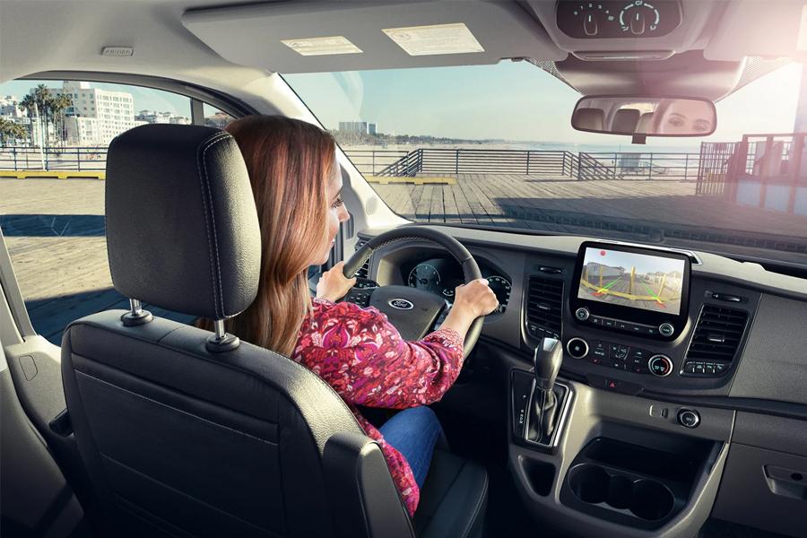 2021 Ford Transit Technology