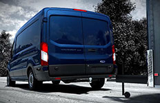 2016 Ford Transit Van Modern Safety