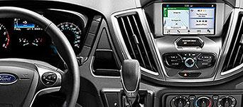 2017 Ford Transit Van Sync 3