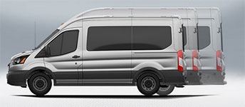 Used 2015 Ford Transit Wagon Highly Configurable