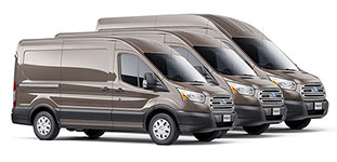 2016 Ford Transit Wagon Multiple Configurations