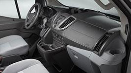 2016 Ford Transit Wagon Comfortable, Stylish Cabin