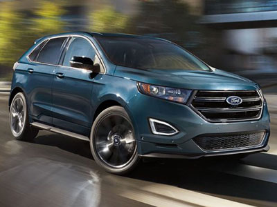 The  Ford Edge Is A Great Pick Because It Combines Substantial Power With Excellent Fuel Economy Earning Up To  Highway Mpg