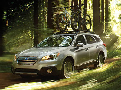 On The Road The Subaru Outback Has A Slight Edge In Efficiency Depending On Which Powertrain You Select The Outback Earns Up To  Highway Mpg
