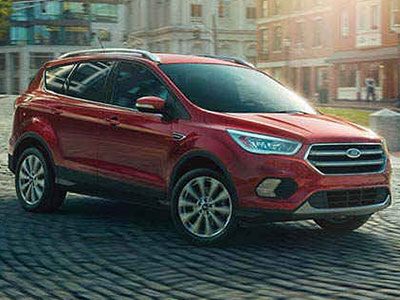 2017 Ford Escape vs Honda CRV  Lafayette Ford Lincoln