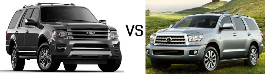 2015 ford expedition vs toyota sequoia lafayette ford lincoln. Black Bedroom Furniture Sets. Home Design Ideas