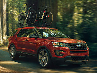 2017 Ford Explorer Vs Toyota Highlander