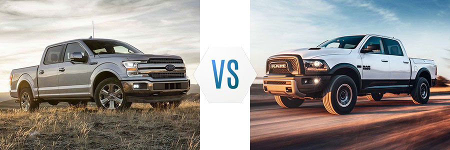 2018 Ford F-150 vs Toyota Tundra