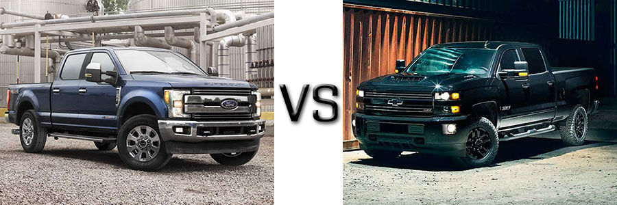 Ford F Vs Chevrolet Silverado - Chevrolet ford
