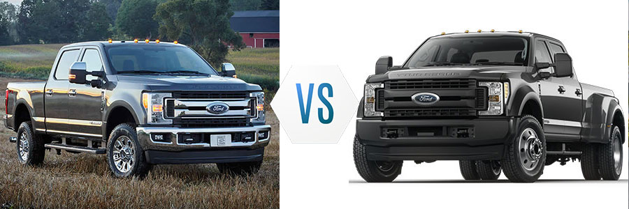 Ford F 350 Vs Ford F 450 Lafayette Ford