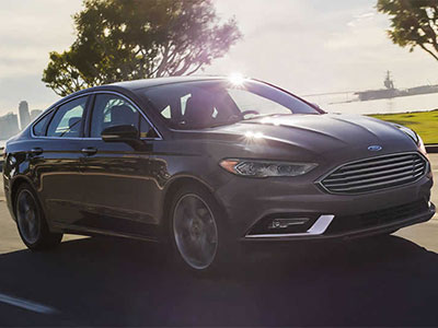 Safety 2017 Ford Fusion