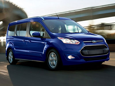 Designing A Minivan To Look Like More Than Box On Wheels Is Tough Job But The Folks At Ford Have Done An Admirable With Connect Wagon