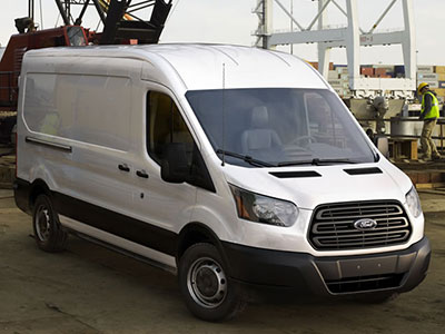 Both Vans Give Drivers The Equipment They Need For A Workday On The Road But We Favor The Ford  Ford Transit  The Brand New Sync  Infotainment
