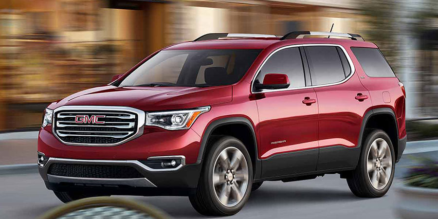 2nd-Gen-GMC-Acadia