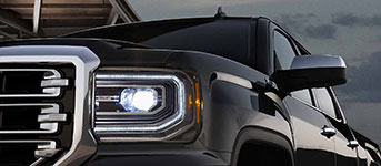 2017 GMC Sierra 1500 Signature LED Lighting