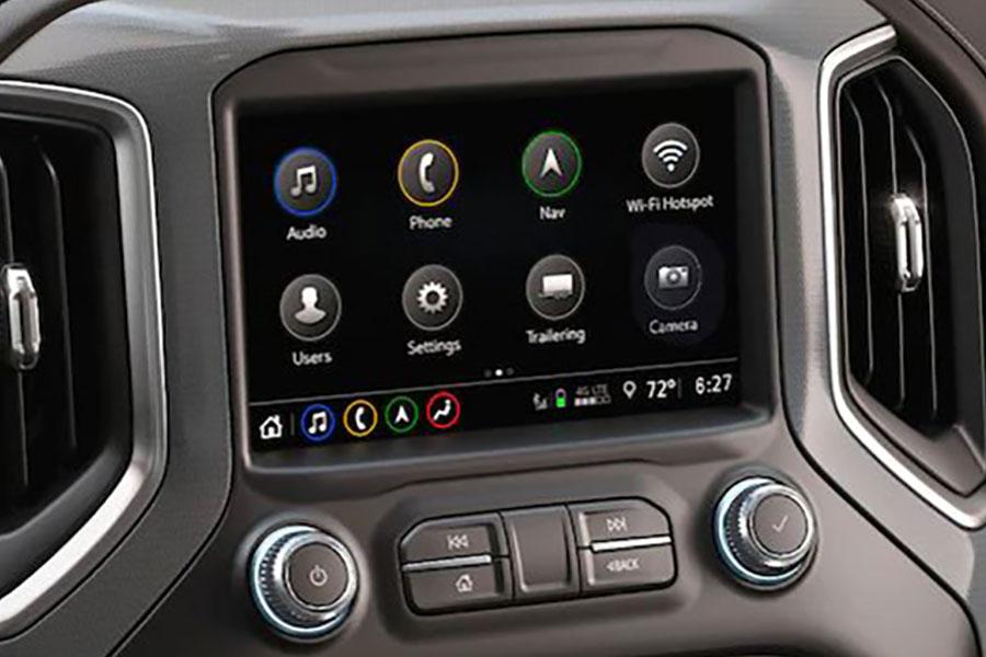 2020 GMC Sierra 1500 Technology