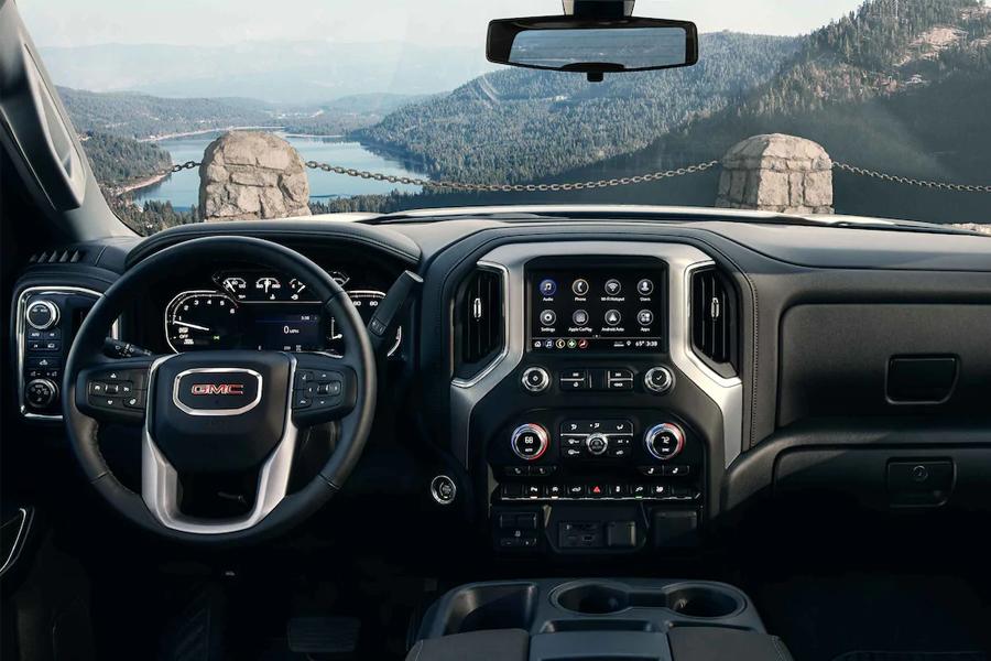 2021 GMC Sierra 1500 Technology