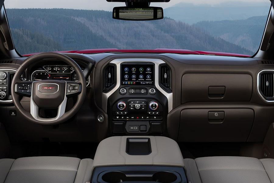 2020 GMC Sierra 2500HD Technology