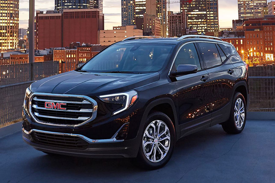 2020 GMC Terrain Trim