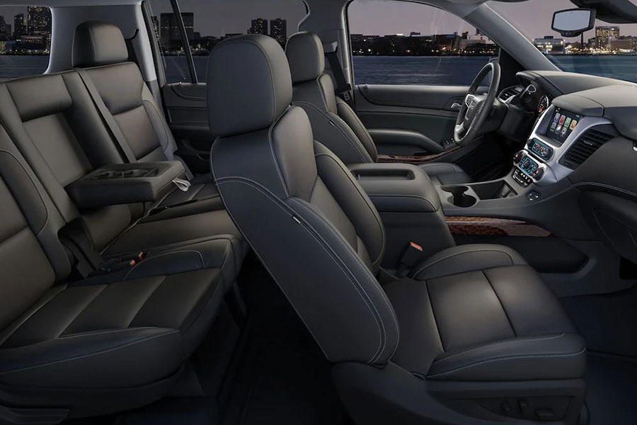 2020 GMC Yukon XL Interior