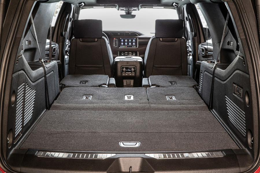 2021 GMC Yukon XL Cargo Space