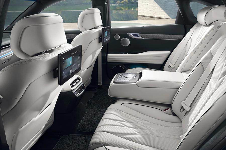 2023 Genesis Electrified G80 Interior