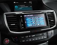 2017 Honda Accord Apple CarPlay & Android Auto