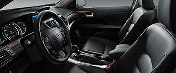 2017 Honda Accord Legroom for Miles