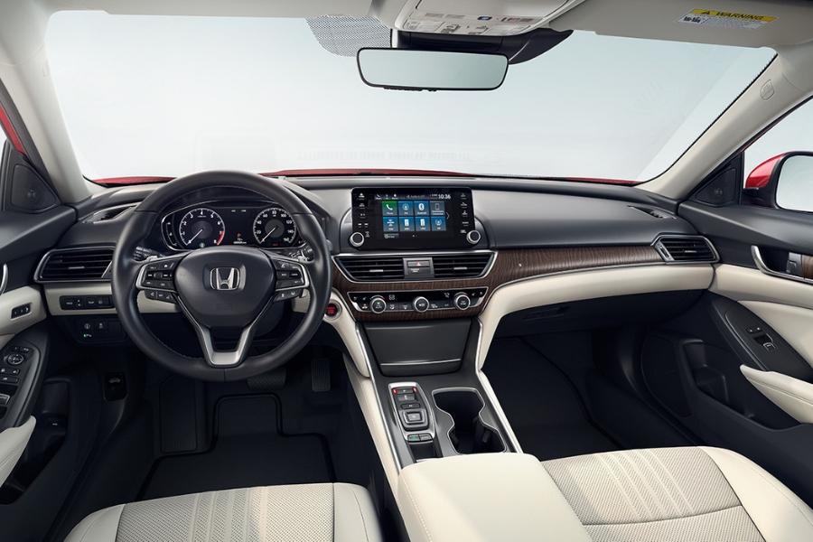 2019 Honda Accord Infotainment