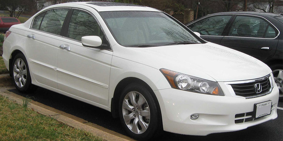 Used Honda Accord Gen 8