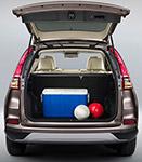2016 Honda CR-V Generous Cargo Capacity