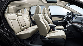 2016 Honda CR-V Interior Luxury
