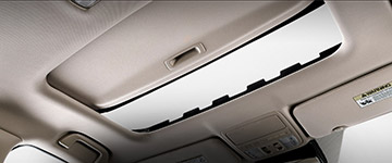 2016 Honda CR-V One-Touch Power Moonroof
