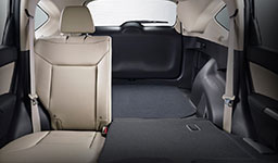 2017 Honda CR-V 60/40 Split Rear Seatback