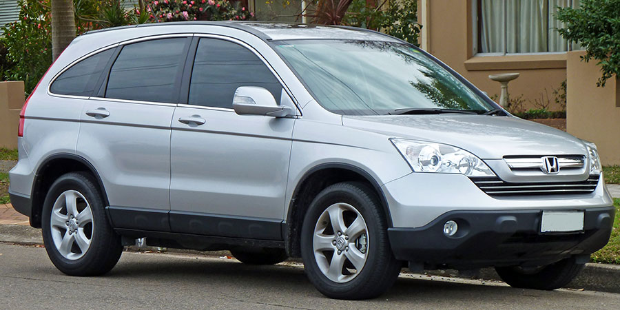 Used Honda CR-V Third Generation