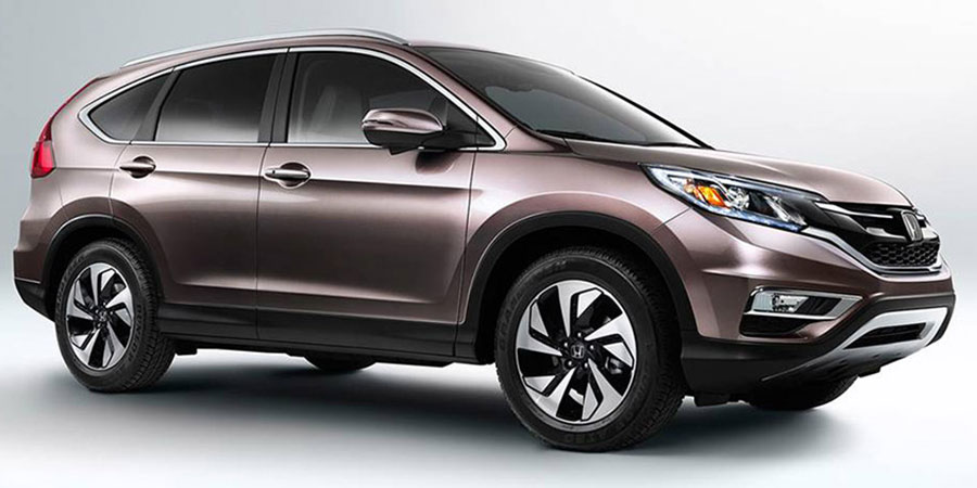 Used Honda CR-V Fourth Generation