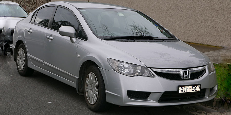 Used Honda Civic Gen 8
