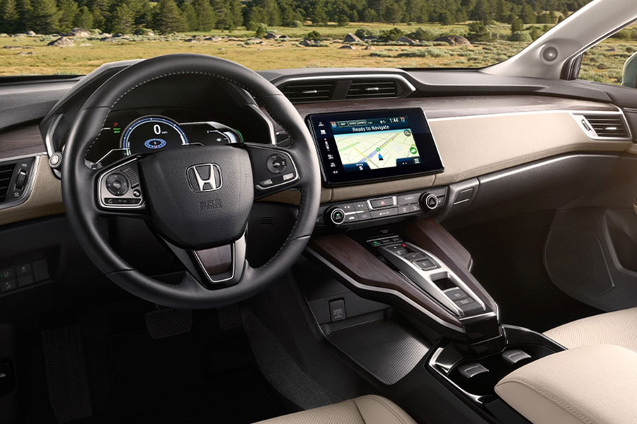 2020 Honda Clarity Interior