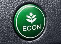 2017 Honda Fit ECON Button