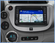 2017 Honda Fit Satellite-Linked Navigation