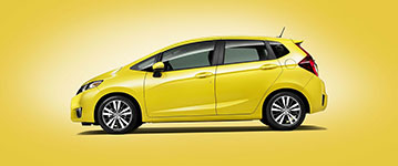 2017 Honda Fit Peppy Personality