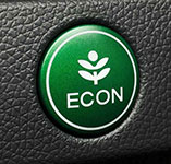 2018 Honda Fit ECON Button
